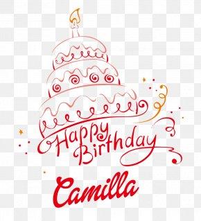 Birthday - Birthday Cake Happy Birthday Greeting & Note Cards Wedding Invitation PNG