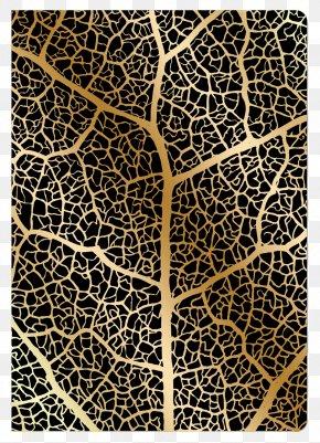 Gold Leaf - Gold Leaf 60863-030 60863-027 Branch PNG