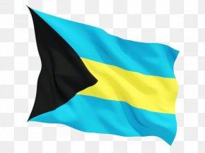 Flag - Flag Of The Bahamas Image PNG