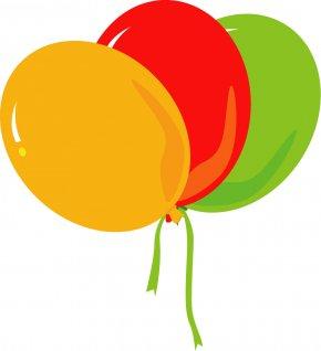 Balon - Balloon Clip Art PNG