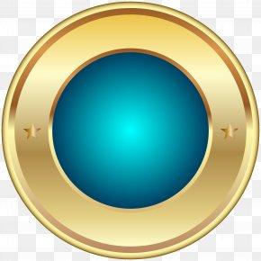Seal Badge Blue Transparent Clip Art Image - Circle Font PNG
