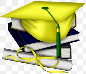 School - Graduation Ceremony Square Academic Cap Clip Art Graduate University Diploma PNG