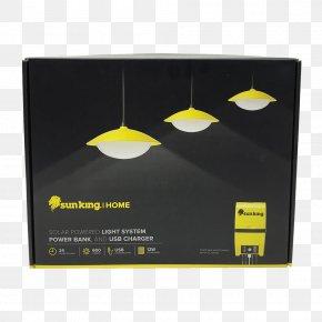 Hanging Lamp - Solar Lamp Lighting Solar Power Light Fixture Brand PNG
