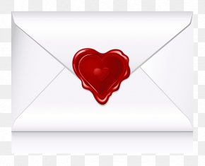 Vector Heart Envelope - Love Heart Vinegar Valentines Valentines Day PNG