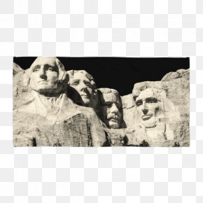 Mount Rushmore National Memorial President Of The United States Art Civics Sculpture PNG
