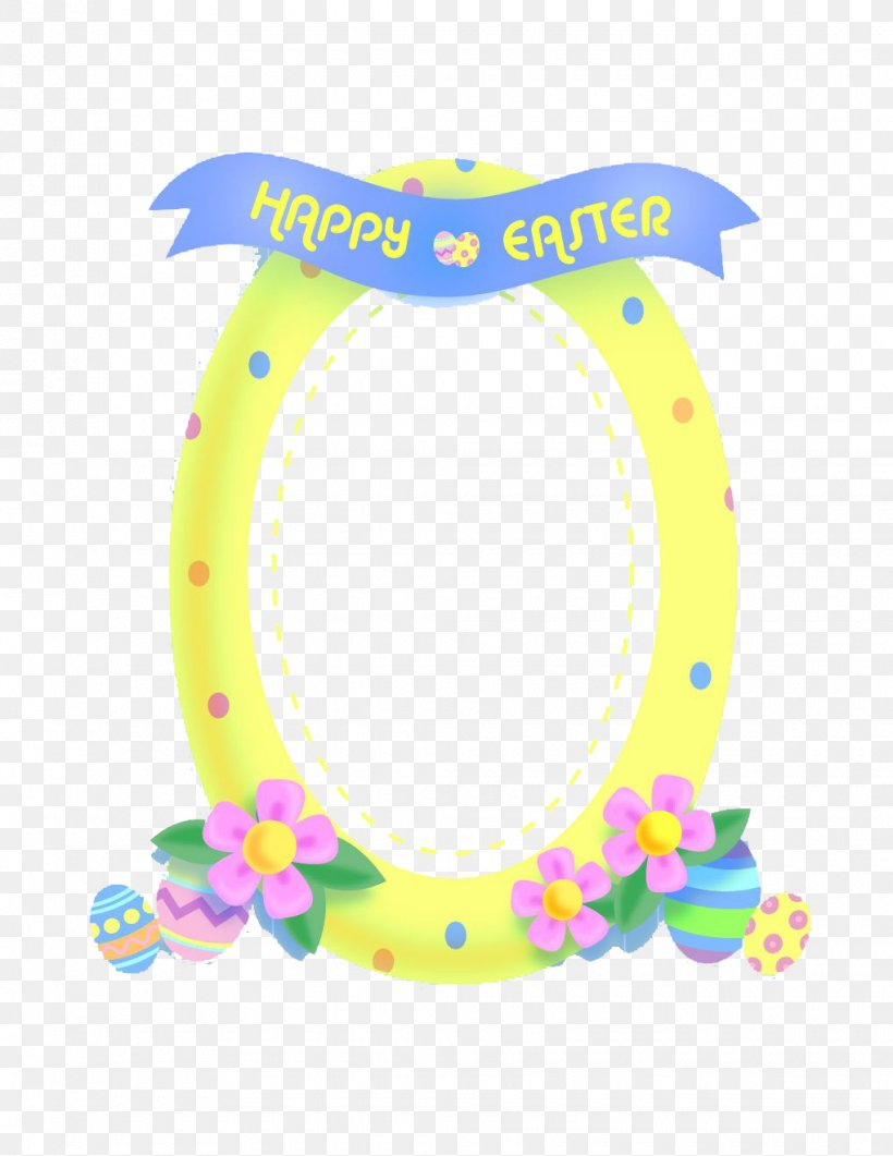 Picture Frame Easter Egg Pattern, PNG, 1020x1320px, Picture Frame, Area, Easter, Easter Egg, Egg Download Free