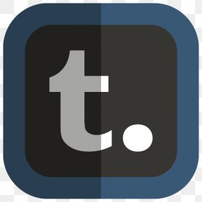 Tumblr Icon Cliparts - Social Media Clip Art PNG