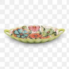 Gazania - Tableware Platter Ceramic Porcelain Bowl PNG