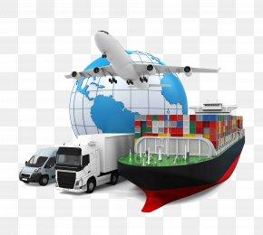 Shipping - Air Transportation Multimodal Transport Logistics Cargo PNG