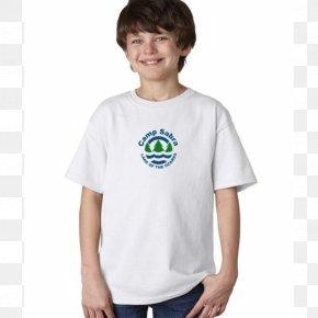 Shirt - Printed T-shirt Sleeve Gildan Activewear PNG