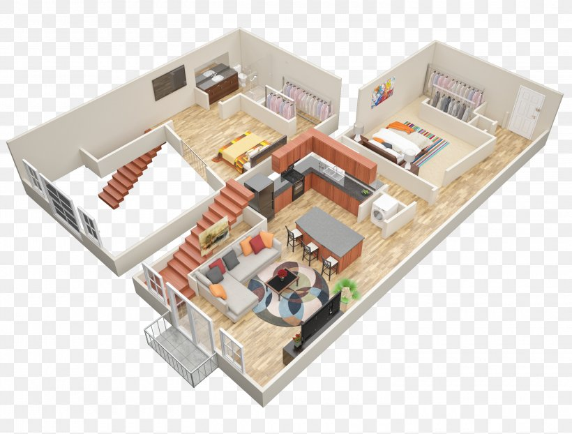 Loft Floor Plan House Plan Apartment Png 3000x2279px Loft Apartment Architecture Bedroom Floor Download Free