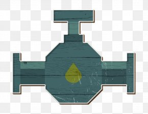 Technology Valve Icon - Factory Icon PNG