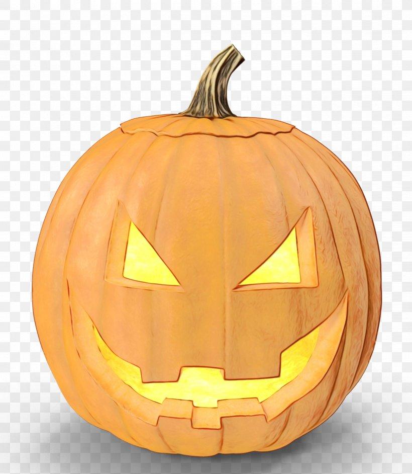 Halloween Pumpkin Silhouette, PNG, 1222x1405px, Watercolor, Calabaza, Carving, Cucurbita, Food Download Free