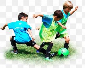 Kids - Team Sport Football Player PNG