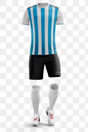Argentina 2018 - Argentina National Football Team Kit History Uniform Sleeve Sportswear PNG