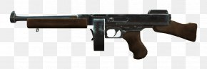 Gun - Fallout 4 Fallout: New Vegas Submachine Gun Weapon Firearm PNG