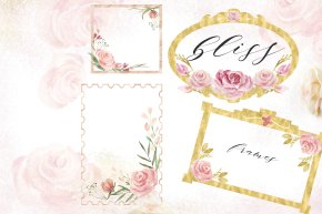 Wedding Invitation - Wedding Invitation Watercolor Painting Flower Drawing Clip Art PNG