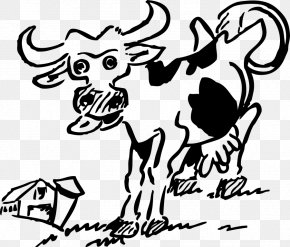 Free Cow Vector - Cattle Free Content Clip Art PNG