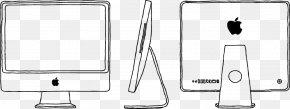 Apple Display - Display Device PNG