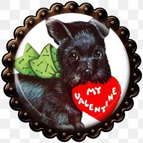 Dog Valentine - Cairn Terrier Affenpinscher Puppy Schnoodle Valentine's Day PNG