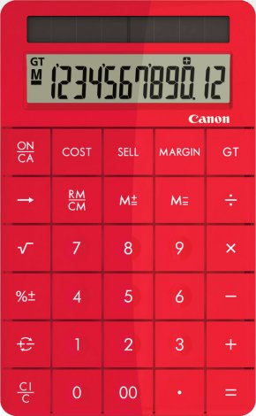 Red Calculator Image - Calculator Icon PNG