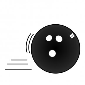 Strike Cliparts - Bowling Ball Bowling Pin Clip Art PNG