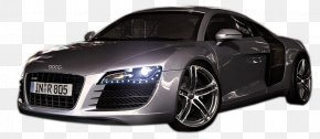 Cool Sports Car Material Free To Pull - Car Audi R8 Vehicle PNG