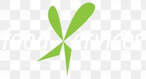 Leaf - Leaf Logo Green Font PNG