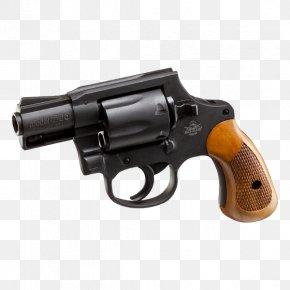Revolver Trigger Firearm Gun Barrel .38 Special PNG