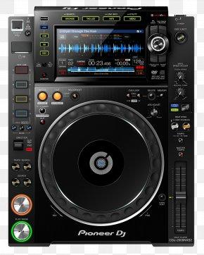 Playing Disc Players - CDJ-2000 Pioneer DJ Pioneer Corporation Disc Jockey PNG