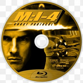 Tom Cruise - Tom Cruise Mission: Impossible – Ghost Protocol Blu-ray Disc Compact Disc PNG