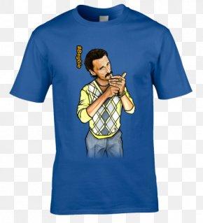 T-shirt - T-shirt Clothing Graniph Crew Neck PNG