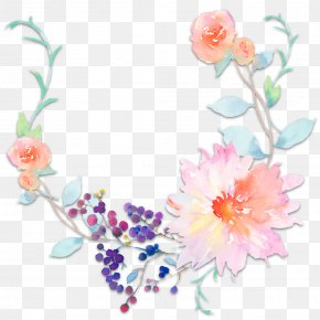 Flower - Floral Design Watercolor Painting Flower Illustration Drawing PNG