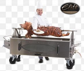 Barbecue - Pig Roast Barbecue Roasting Grilling PNG