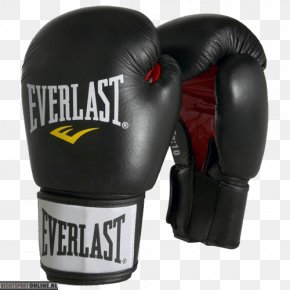 Boxing - Boxing Glove Everlast Sporting Goods PNG