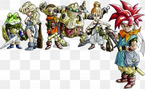 Chrono Trigger - Chrono Trigger Chrono Cross Final Fantasy Chronicles Super Nintendo Entertainment System PlayStation PNG