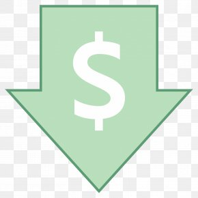 Tag Price - Dollar Sign Icon Design Clip Art PNG