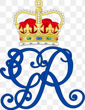 Queens Birthday Monarchy - Royal Cypher Monarch Coronation Of Elizabeth II Monogram Royal Family PNG