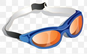 Lentes - Goggles Glasses Swimming Clip Art PNG