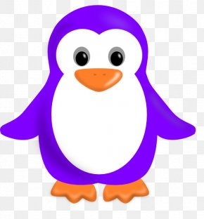 Cap Cod - The Penguin In The Snow Clip Art Free Content Drawing PNG