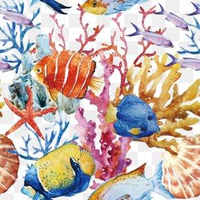 Tropical Fish - Coral Reef Fish Royalty-free PNG
