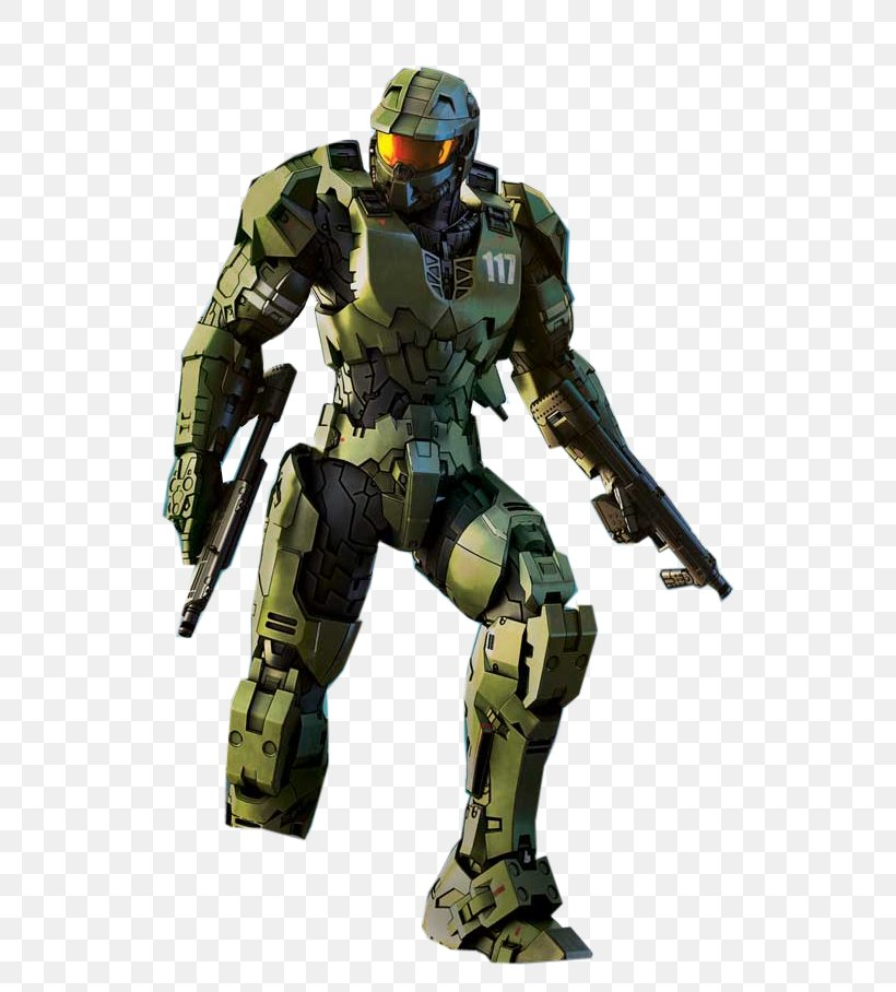 Halo 4 Halo Combat Evolved Anniversary Master Chief Halo 5