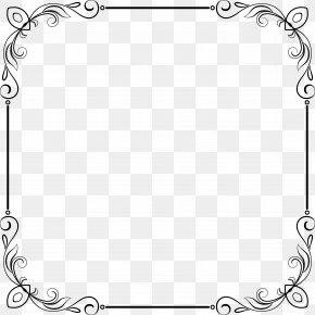 Elegant Frame - Royalty-free Clip Art PNG