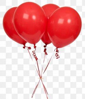 Balon - Cluster Ballooning Birthday Clip Art PNG