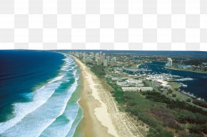Australian Beach - Surfers Paradise Gold Coast Seaway Sunshine Coast, Queensland Main Beach, Queensland Southport Spit PNG