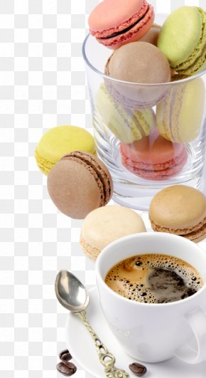 Macaron Cake - Coffee Tea Cafe Bakery Breakfast PNG