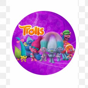 Christening - Trolls Poster Film DreamWorks Animation PNG