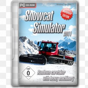 Snowcat Simulator 2011 - Mode Of Transport Motor Vehicle Brand PNG