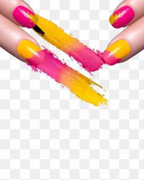 Nail - Nail Art Manicure Gel Nails Nail Polish PNG