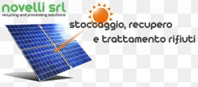 Energy - Solar Energy Esco Sud Srl Photovoltaic System Energy Conservation PNG